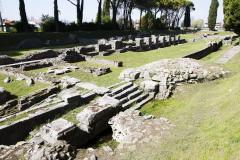 Aquileia - Porto fluviale romano