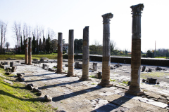 Aquileia - Foro romano