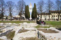 Aquileia - Case romane e Fondo CAL