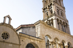 Palazzo di Diocleziano - Spalato