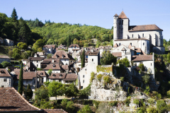 Saint Cirque Lapopie - Francia