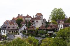 Loubressac - Francia