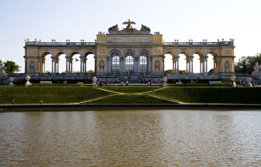 Vienna Schloss Schönbrunn Gloriette