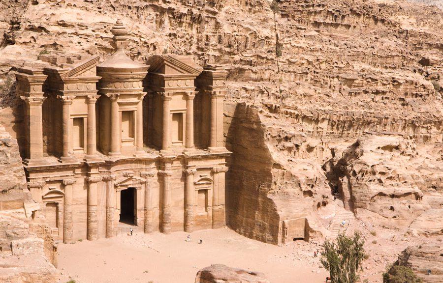 Giordania Petra Al Deir