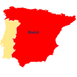 Cartina Spagna Toledo.Madrid E Toledo Viaggio Nel Cuore Della Spagna E Della Sua Capitale