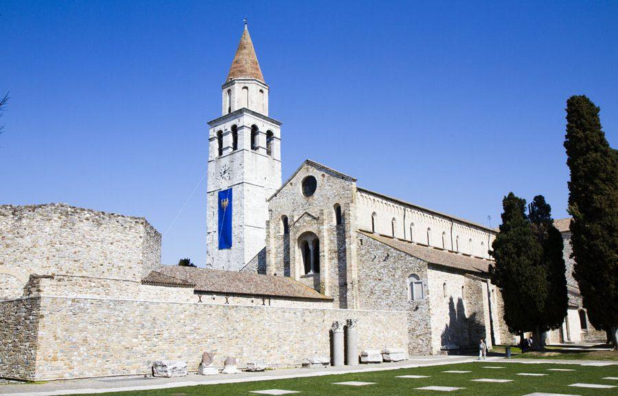 Aquileia Complesso della Basilica Patriarcale