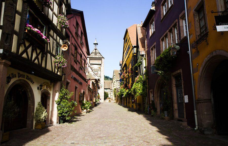 Riquewihr Francia