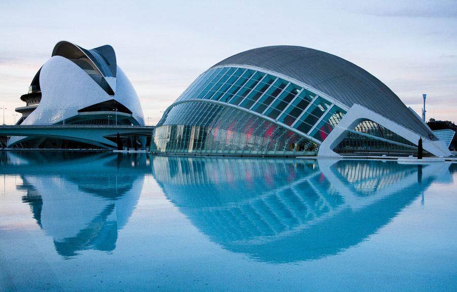 Città delle Arti e delle ScienzeValencia