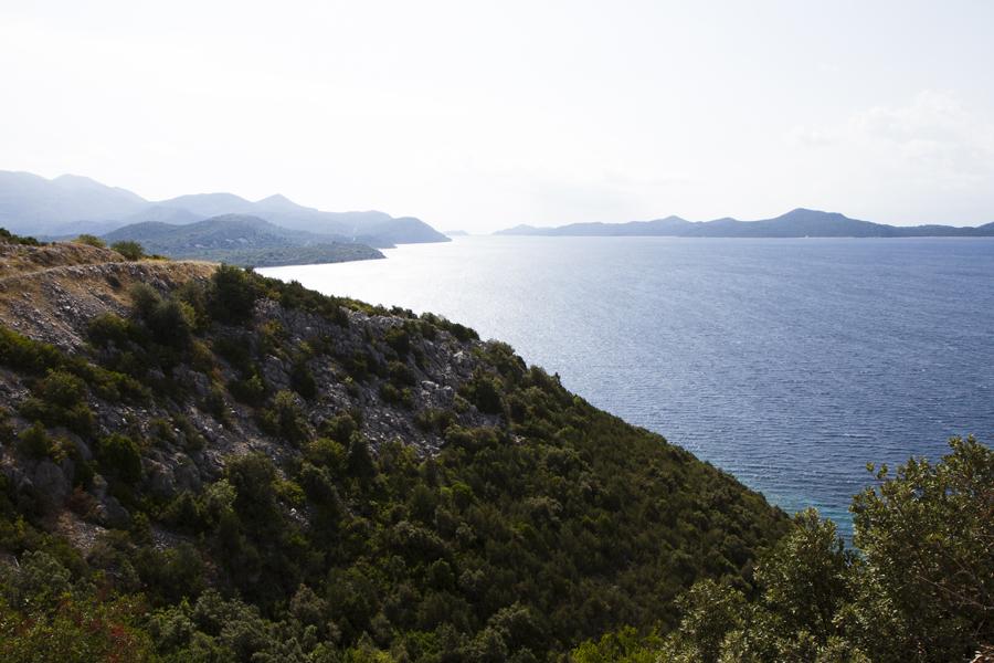 Panorama-sulla-strada-per-Dubrovnik